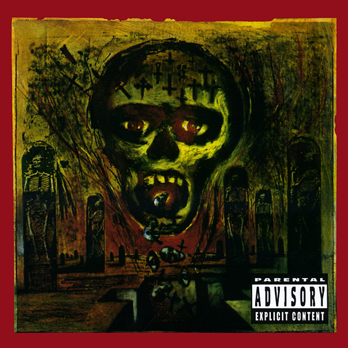Slayer Slayer. Seasons In The Abyss майка классическая printio slayer season in the abyss 1990
