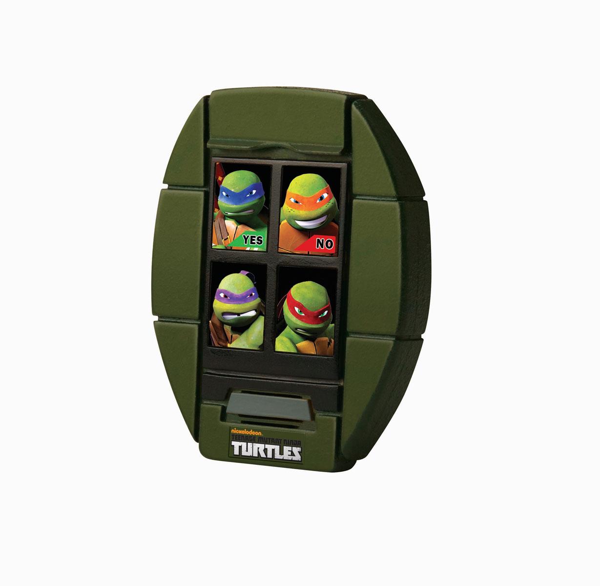 Интерактивная игрушка Turtles Коммуникатор turtles гровой набор вездеход аэроглиссер с фигуркой рафа