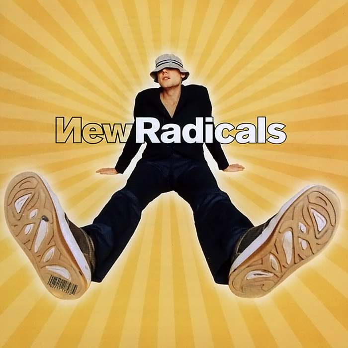 The New Radicals New Radicals. Maybe You've Been Brainwashed Too radicals
