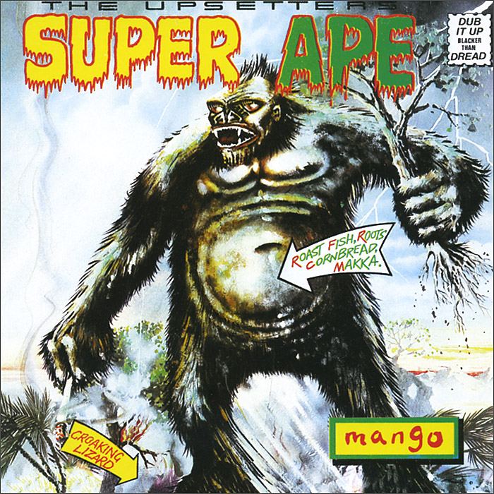 The Upsetters. Super Ape