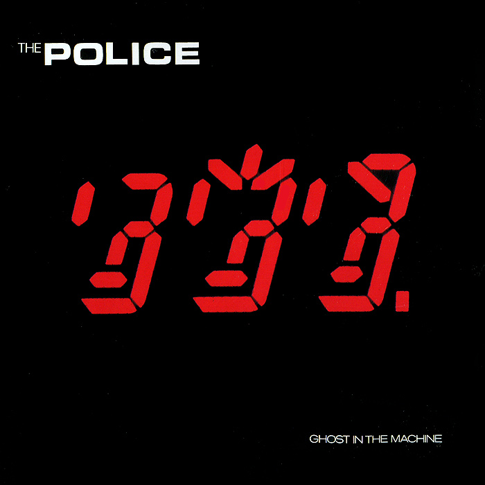 The Police The Police. Ghost In The Machine the police the police certifiable 3 lp