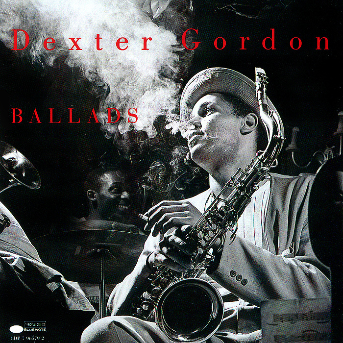 Декстер Гордон Dexter Gordon. Ballads декстер гордон dexter gordon our man in paris