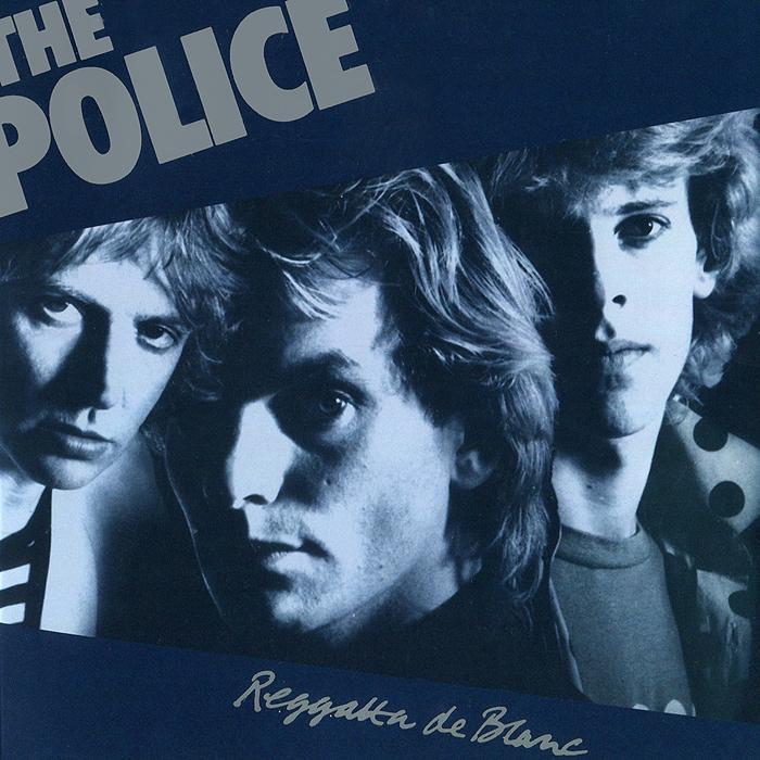The Police The Police. Regatta De Blanc shadows on the moon