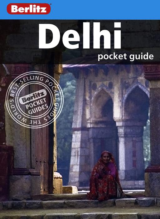 цена на Berlitz: Delhi Pocket Guide