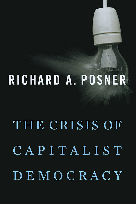 The Crisis of Capitalist Democracy from financial crisis to economic and political distress