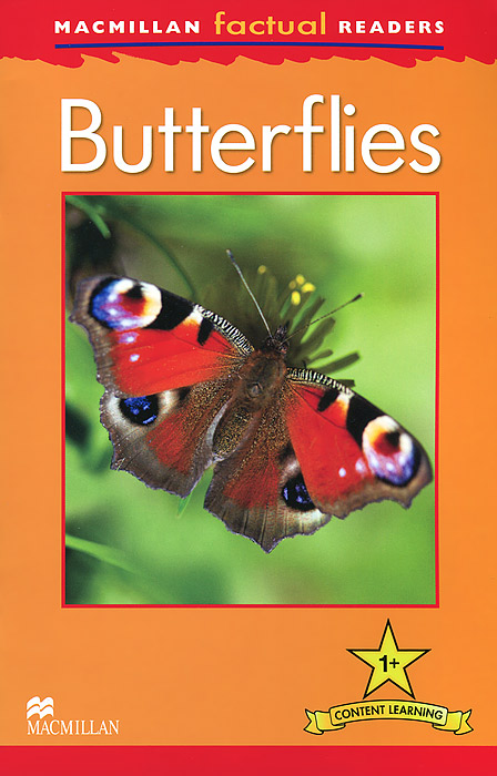 Butterflies macmillan factual readers level 3 cars