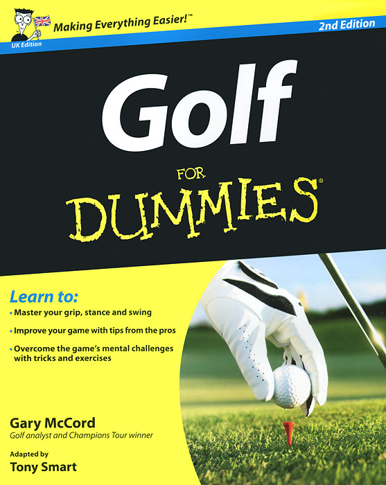Golf for Dummies dwight spivey iphone for seniors for dummies