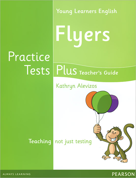 Young Learners English: Practice Tests: Flyers (+ DVD-ROM)