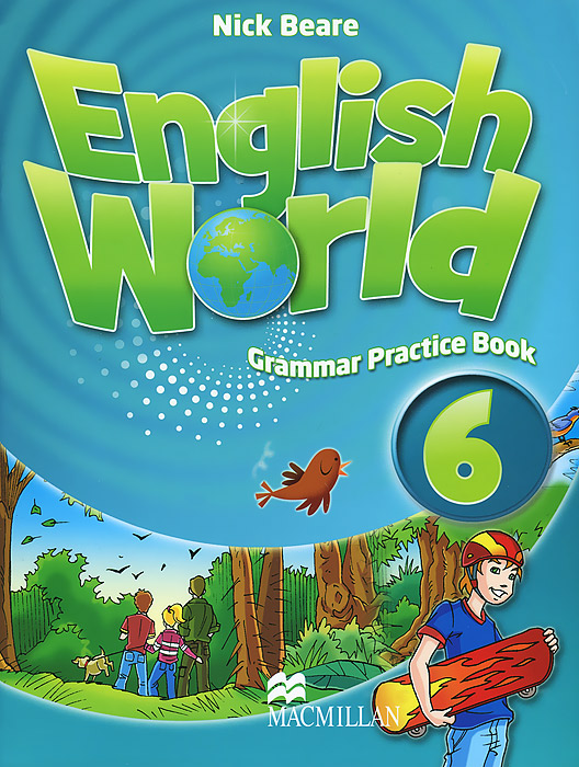 English World 6: Grammar Practice Book structure of group writing activities in english textbooks