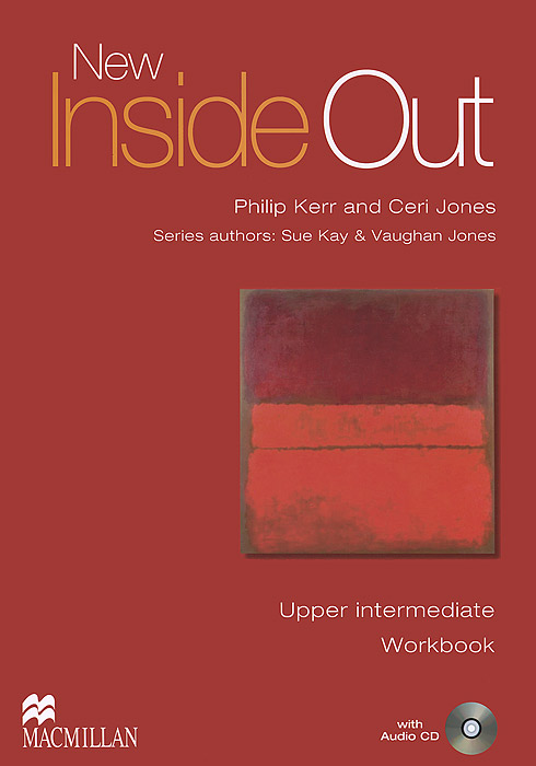 New Inside Out: Upper Intermediate: Work Book - Key (+ CD-ROM) cutting edge upper intermediate student s book mini dictionary and cd rom