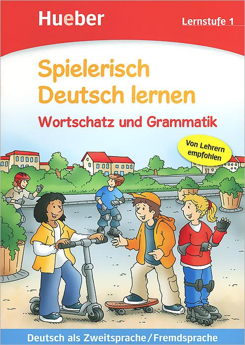 Spielerisch Deutsch Lernen: Lernstufe 1: Wortschatz Und Grammatik все цены