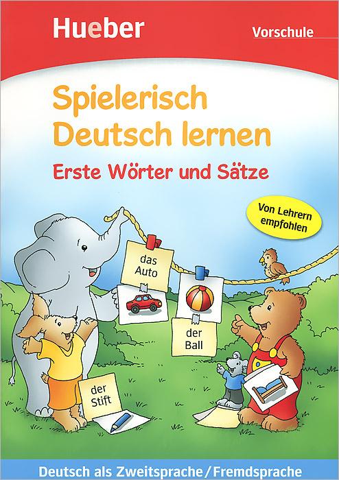 Spielerisch Deutsch Lernen: Vorschule: Erste Worter Und Satze worter und wendungen worterbuch zum deutschen sprachgebrauch