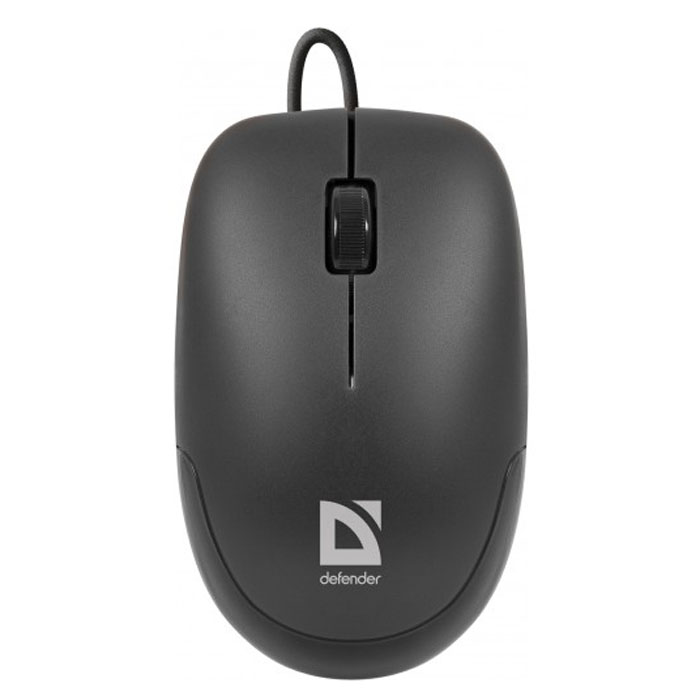 Defender Datum MM-010, Black USB мышь