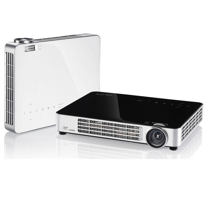 Vivitek Qumi Q7, Black мультимедийный LED-проектор