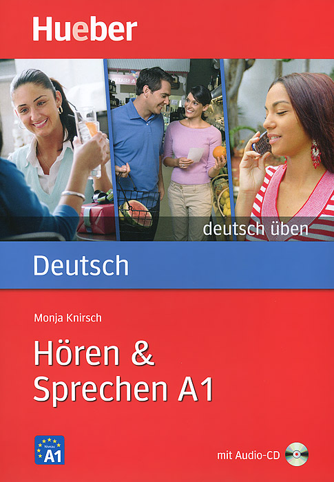 Deutsch Uben: Horen & Sprechen: A1 (+ CD-ROM) deutsch uben b1 horen