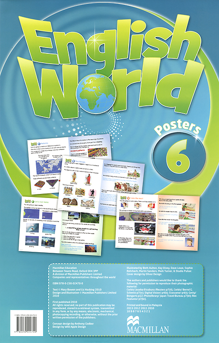 English World 6: Posters the use of song lyrics in teaching english tenses