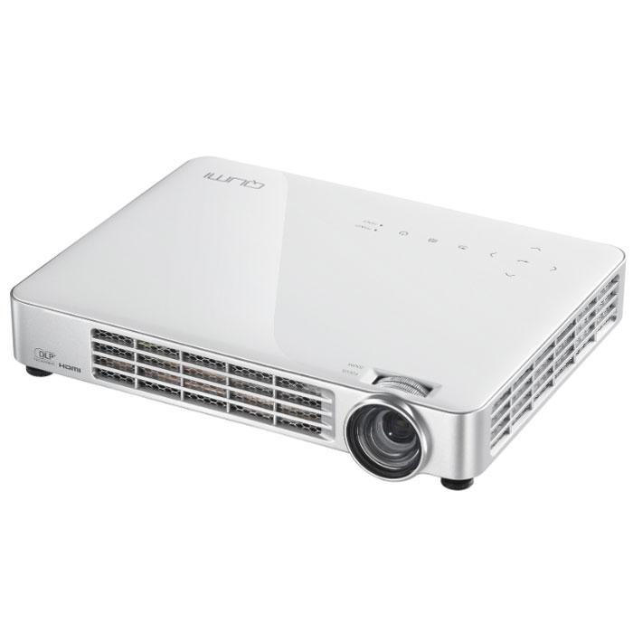 Vivitek Qumi Q7, White мультимедийный LED-проектор vivitek dx977wt white мультимедийный проектор