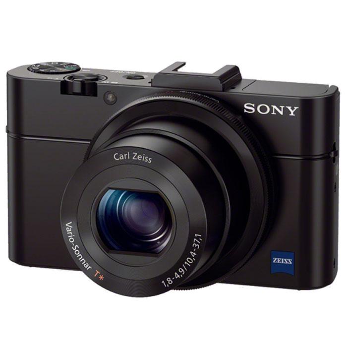Sony Cyber-shot DSC-RX100 II цифровая фотокамера