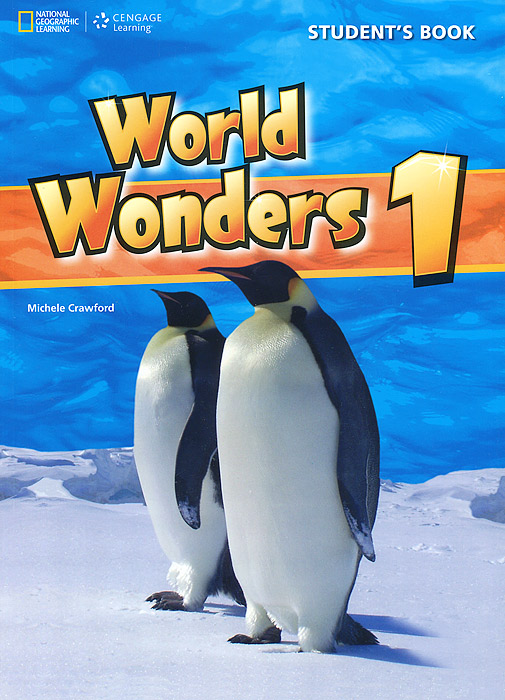 World Wonders 1: Student's Book (+ CD-ROM) leaving microsoft to change the world level 3 cd