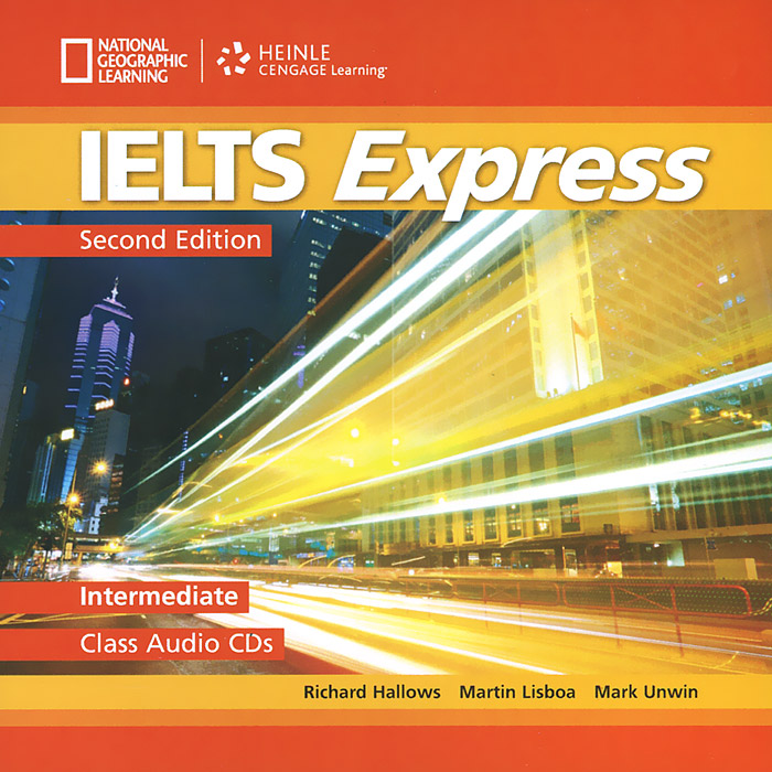 IELTS Express: Intermediate (аудиокурс на CD) mcgarry f mcmahon p geyte e webb r get ready for ielts teacher s guide pre intermediate to intermediate ielts band 3 5 4 5 mp3