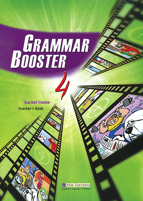 Grammar Booster 4: Teacher's Book (+ CD-ROM)