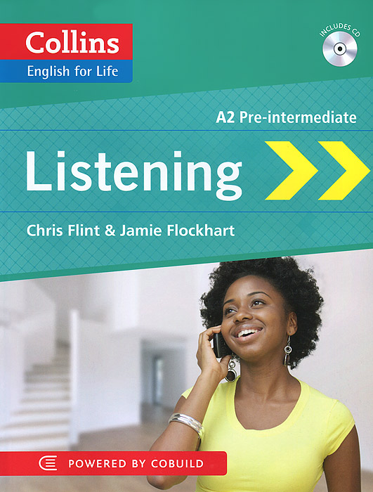Collins English for Life: Listening: Pre-Intermediate (+ CD) collins english for life reading pre intermediate