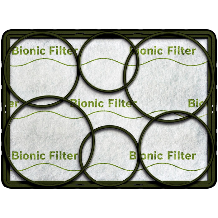 Bosch BBZ11BF фильтр Bionic для нейтрализации запаха уборки bosch bbz11bf фильтр bionic для нейтрализации запаха уборки