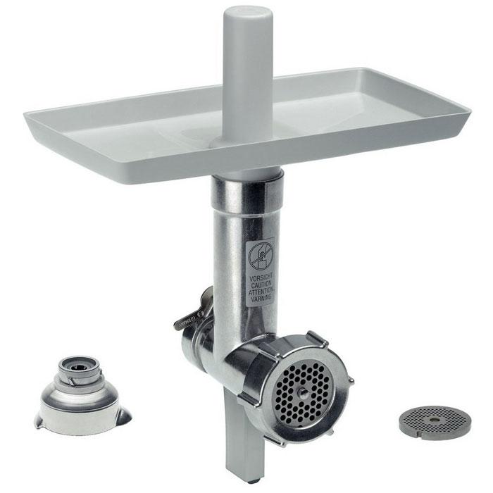 Bosch MUZ8FA1 насадка-мясорубка + адаптер насадка для кухонного комбайна bosch muz8cc2