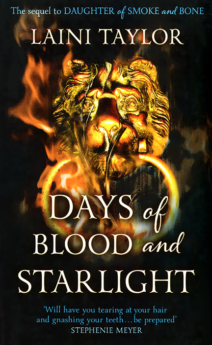 Days of Blood and Starlight what she left
