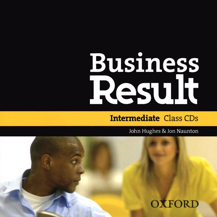 Business Result: Intermediate (аудиокурс на 2 CD)