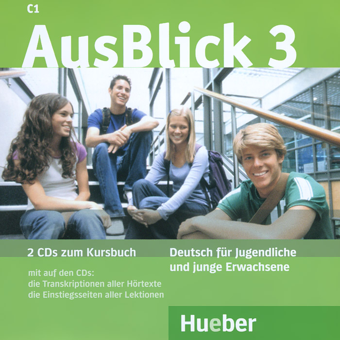 AusBlick 3 (аудиокурс на 2 CD) in touch 2 аудиокурс на 3 cd