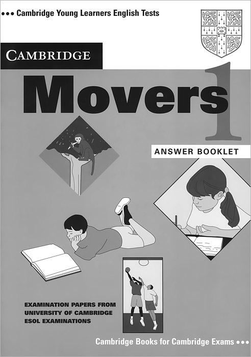 Cambridge Movers 1: Answer Booklet cambridge young learners english tests flyers 4 student s book