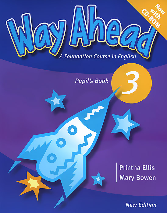 Way Ahead: Level 3: Pupil's book (CD-ROM)