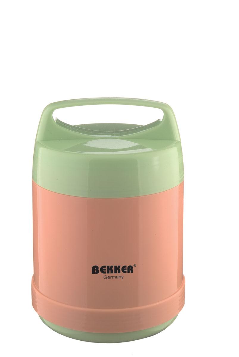 Термос  BK-4018 (1.0 L) (12)пишев. цвет: Оранжевый Характеристики:   Цвет: Оранжевый.Артикул: BK-4018 оранжевый.