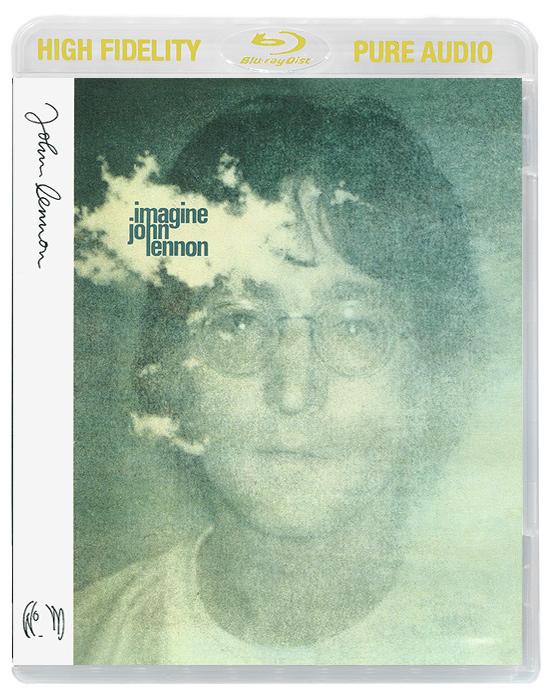Джон Леннон John Lennon. Imagine (Blu-Ray Audio)