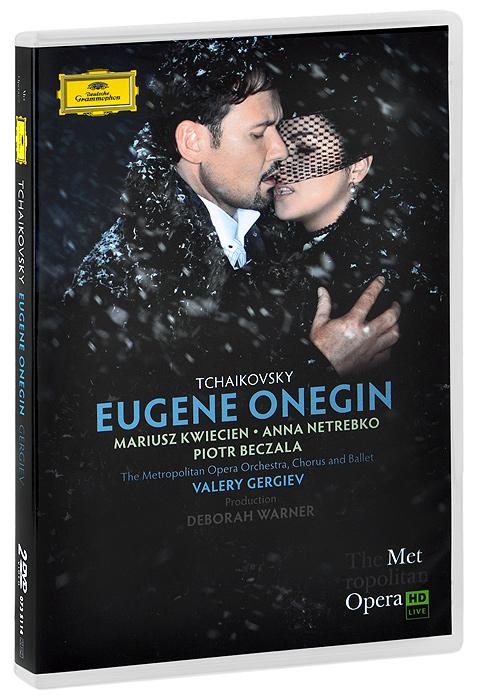 Фото Tchaikovsky, Valery Gergiev: Eugene Onegin (2 DVD). Покупайте с доставкой по России