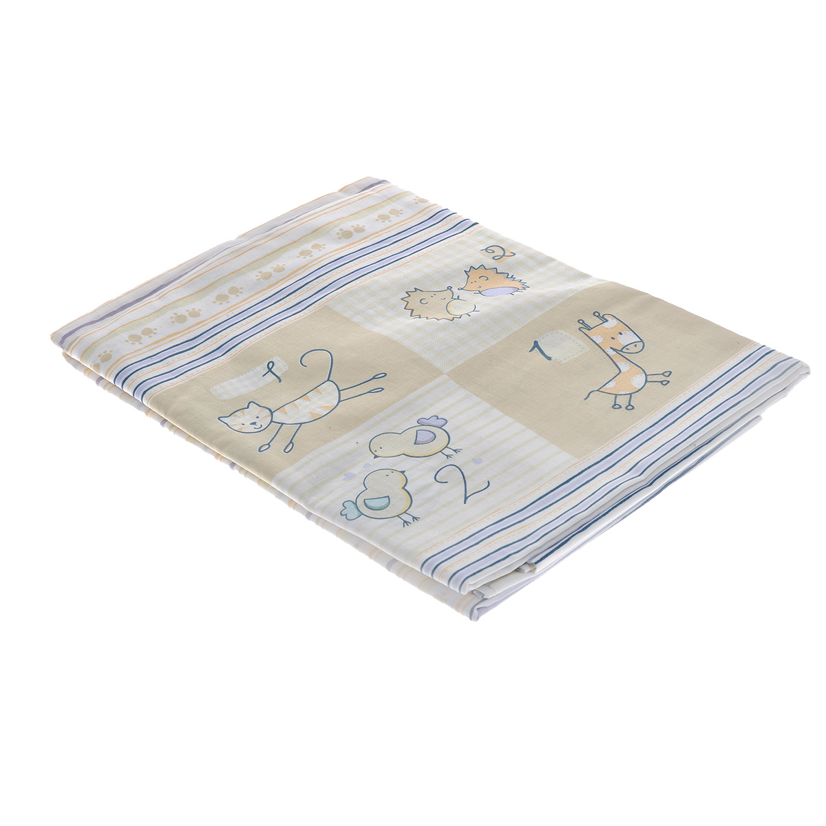 Комплект детского постельного белья Сонный Гномик