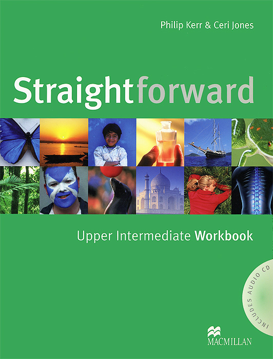 Straightforward: Upper Intermediate: Workbook (+ CD-ROM) michael jacksons this is it cd