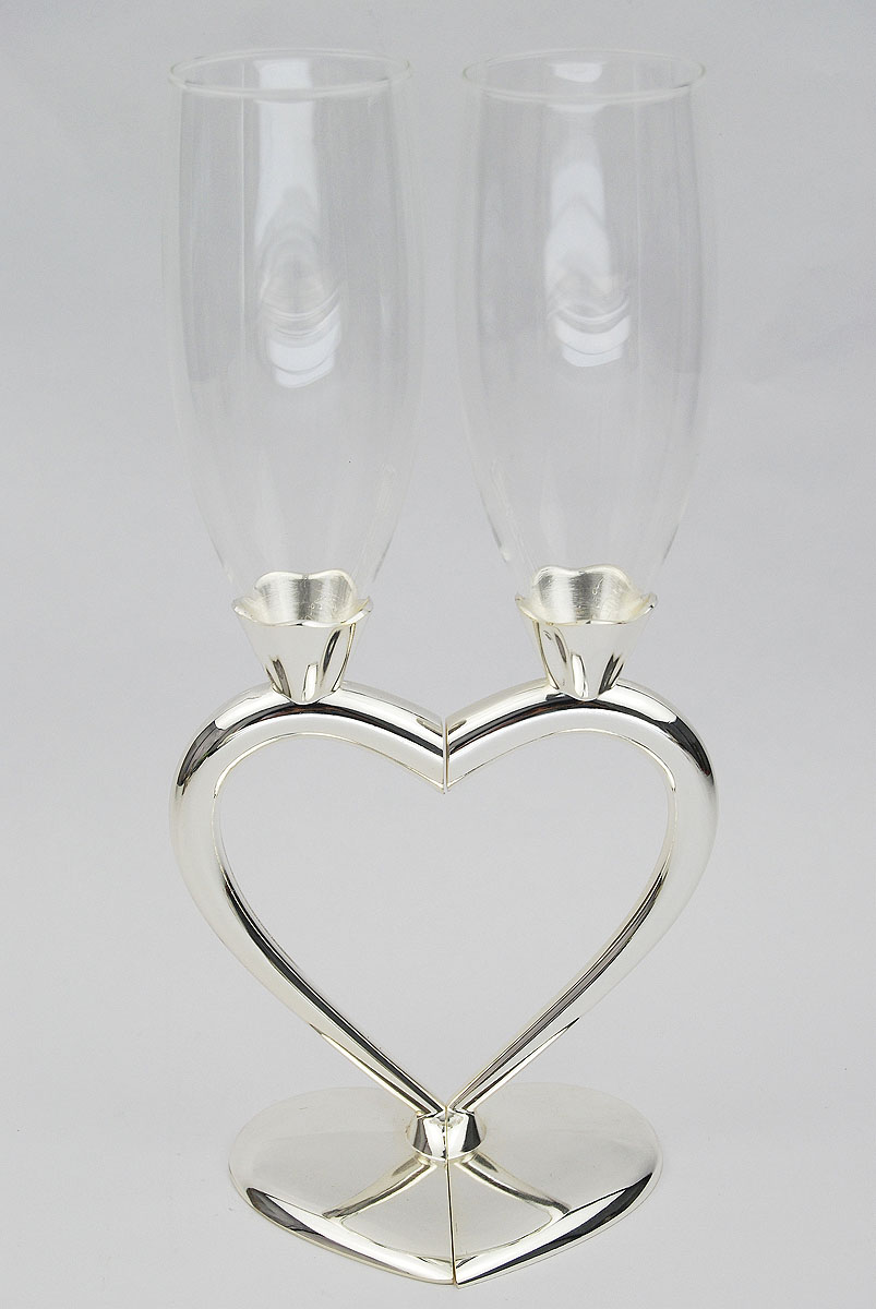 Набор бокалов Marquis Сердце, 2 шт. 1098-MR белозерская алёна сердце из двух половинок
