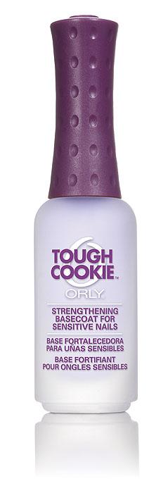 Orly Покрытие для укрепления ногтей Tough Cookie, 9 мл24452Покрытие Orly Tough Cookie предназначено для мягких и ломких ногтей. Постепенное медленное накопление кератина уменьшает обламывание ногтей, они вырастают длинными, сильными и гладкими. Через 2 недели ногти просто не узнать.Способ применения: использовать один раз в неделю как базовое покрытие под лак. При этом каждые три дня необходимо наносить препарат поверх лака как верхнее покрытие. Характеристики:Объем: 9 мл. Артикул: 44452. Производитель: США. Товар сертифицирован.Состав: этилацетат, бутилацетат, изопропил, SDA-40B, гликолевый сополимер, нитроцеллюлоза, ацетобутират целлюлозы, камфара, ацетил трибутил цитрат, этокрилен, экстракт смолы африканского дерева окоума, красители.