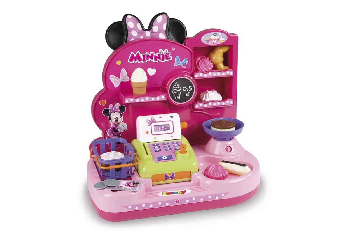 Smoby Игровой набор Smoby Мини-магазин, с аксессуарами smoby игровой набор для уборки с тележкой