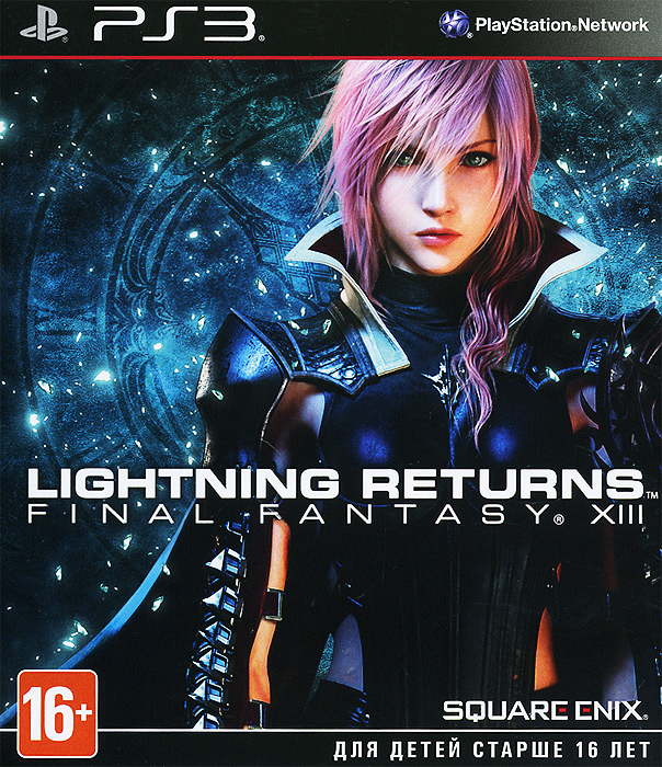 Lightning Returns: Final Fantasy XIII (PS3) final fantasy xii the zodiac age ограниченное издание steelbook ps4