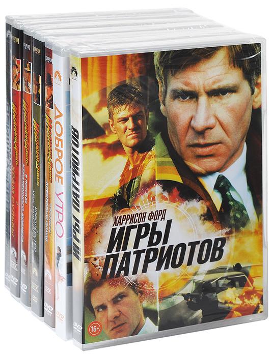 Коллекция фильмов Харрисона Форда (7 DVD) новый диск обучающий dvd диск уроки тётушки совы