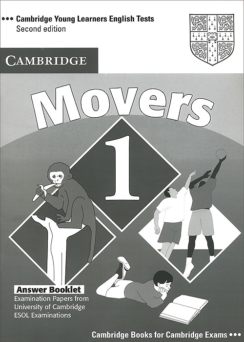 Cambridge Young Learners English Tests: Movers 1: Answer Booklet cambridge english pronouncing dictionary cd