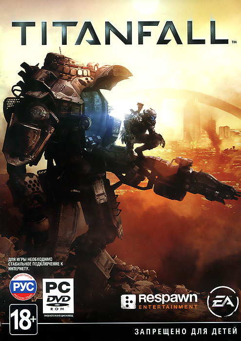Titanfall, Respawn Entertainment