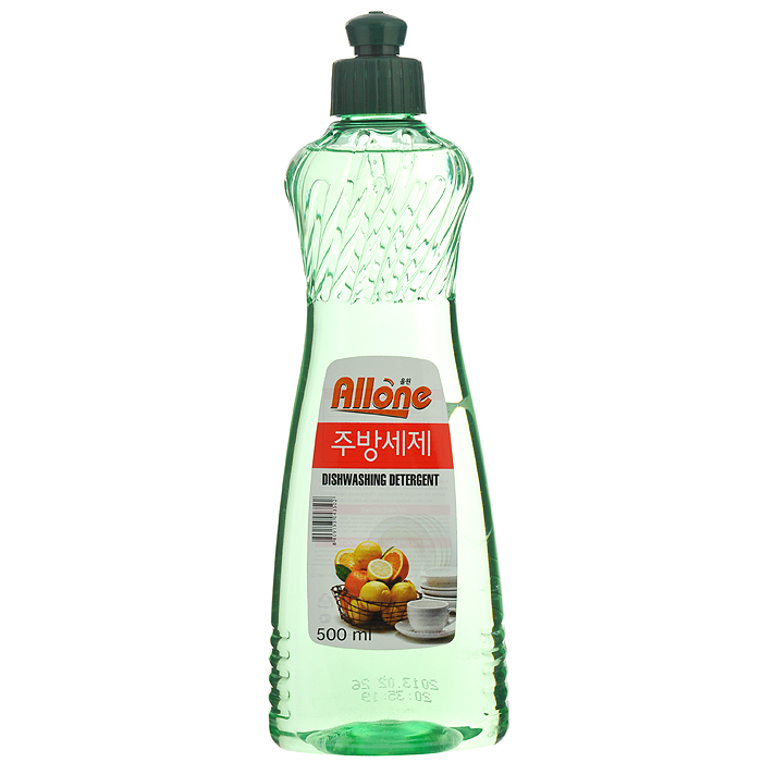 Средство для мытья посуды, овощей и фруктов С&E Allone, 500 мл. 4350243502Средство для мытья посуды, овощей и фруктов С&E Allone полностью удаляет трудновыводимые пятна жира и имеет приятный аромат апельсина. Средство имеет густую гелеобразную консистенцию, благодаря чему, экономично в использовании. Не сушит кожу рук, не оставляет запах на овощах и фруктах. Прекрасно смывается водой с любой поверхности полностью и без остатка. Характеристики: Состав: 5% и более, но не менее 15% неионогенный ПАВ, анонный ПАВ, эссенция масла апельсина, лимонная кислота, очищенная вода. Объем: 500 мл. Артикул: 43502. Товар сертифицирован.Как выбрать качественную бытовую химию, безопасную для природы и людей. Статья OZON Гид