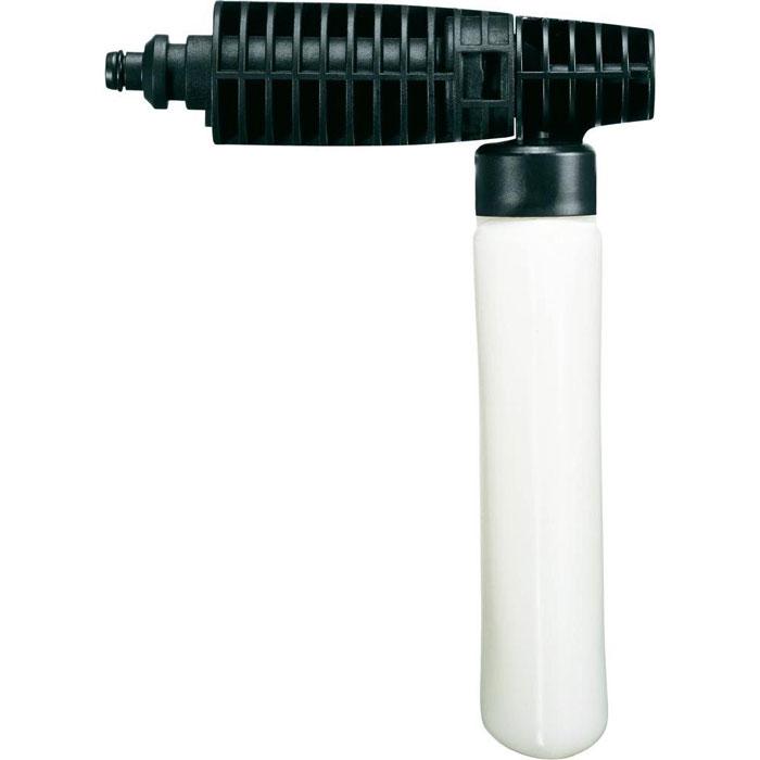 Пенообразователь Bosch. F016800355F016800355Пенообразователь Bosch образует пену необходимой густоты для очистки загрязнений разной интенсивности. Идеально подходит для мойки автомобилей, мотоциклов, а также каменной и стеклянной поверхности фасадов зданий. Чистящее средство заливается в баллон. Прозрачный флакон позволяет легко контролировать расход средства.Максимальный диаметр резки: 30 см