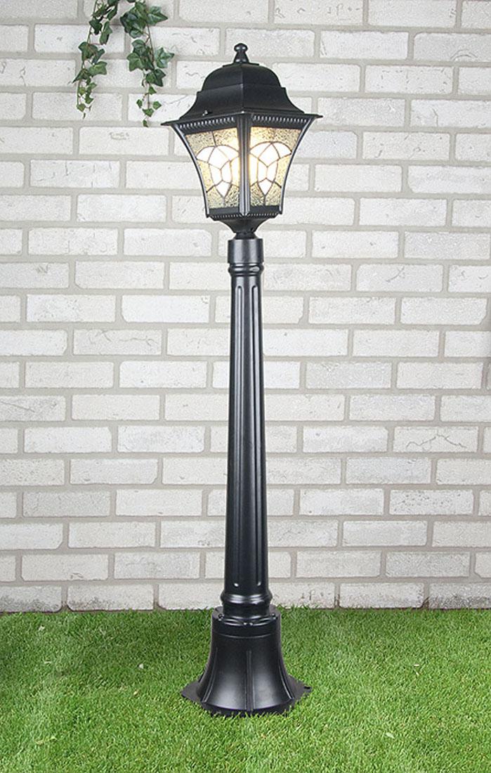Уличный светильник Elektrostandard Altair F черный