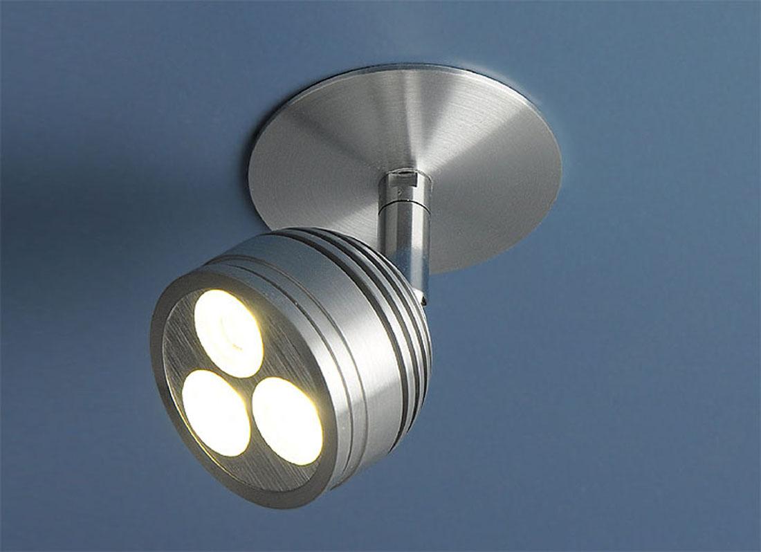 Встраиваемый светильник Elektrostandard 8803 LED хром elektrostandard лампа светодиодная elektrostandard свеча на ветру сdw led d 6w 3300k e14 4690389085505