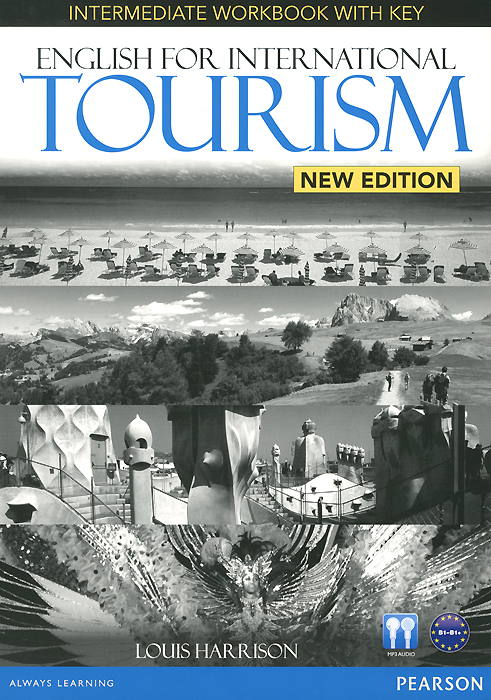 English for International Tourism: Intermediate: Workbook with Key (+ CD) english for international tourism upper intermediate coursebook dvd rom